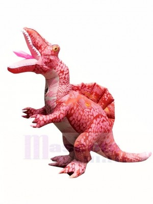 Adultes Dinosaure Spinosaurus Fête d'Halloween Costume gonflable