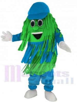 Brosse de nettoyage de lavage de voiture costume de mascotte