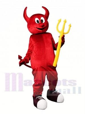 Halloween Diable Costume de mascotte
