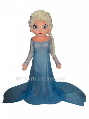 Frozen Princesse Elsa Mascotte Costume Tenue