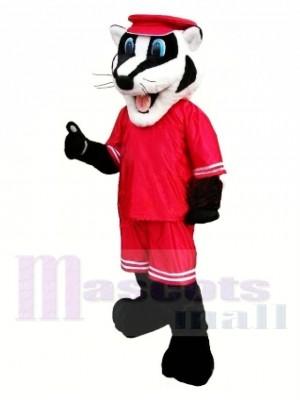 École Sportif Blaireau Costume de mascotte