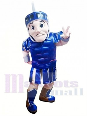 guerrier Homme Garçon Costume de mascotte