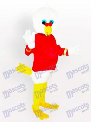 Costume de Docteur Pigeon Oiseau Mascotte