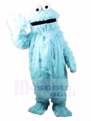 Personnalisé Rue de Sesame Cookie Monster Costume de mascotte