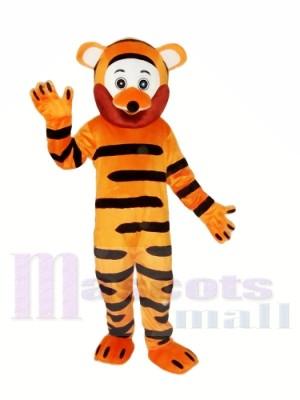 Ancienne version tigre Mascot Costume Adulte Livraison gratuite