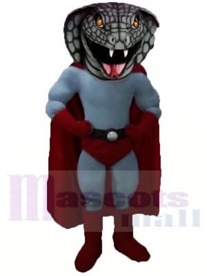 Cobra Serpent Mascotte Les costumes