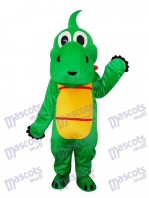 Yoshi Dinosaur mascotte Costume adulte Animal