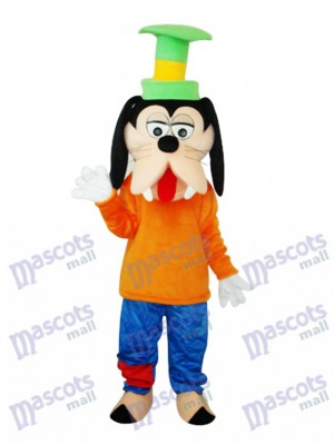 Goofy Dog Mascotte Costumes pour Adultes Animal