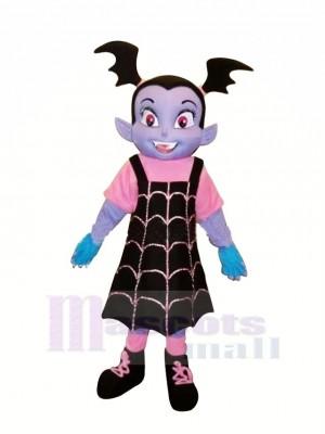 Vampirina dans Robe Mascotte Les costumes Dessin animé