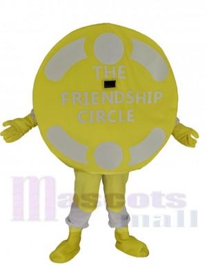 Cercle d'amitié costume de mascotte
