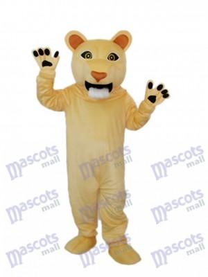 Déguisement de mascotte Cougar sans pome Animal