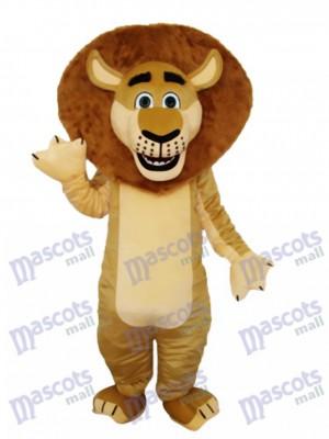 Lion à Madagascar Mascotte Costume Animal