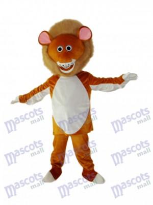 Costume de mascotte Cougar adulte