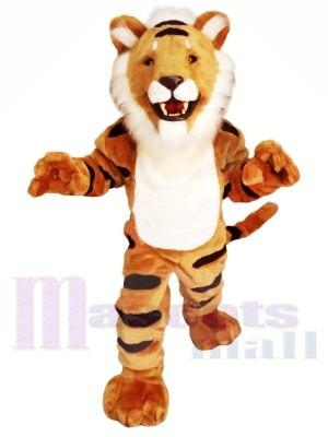 Tigre rayé Costumes De Mascotte