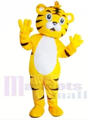 La mascotte du roi tigre