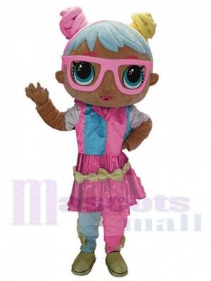 Poupée LOL Bonbon costume de mascotte