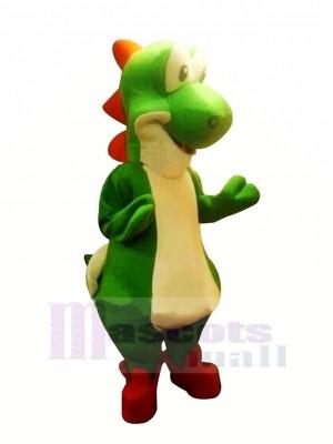 Mario Yoshi Dinosaure Mascotte Déguisements Dessin animé
