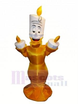 Marrant Personnage Lumière Mascotte Costume Dessin animé