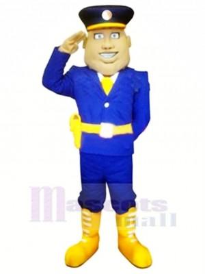 Cool Brigadier Mascotte Costume Gens