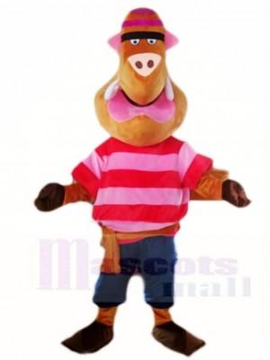 Sauvage Sanglier Porc Porc Mascotte Les costumes Animal