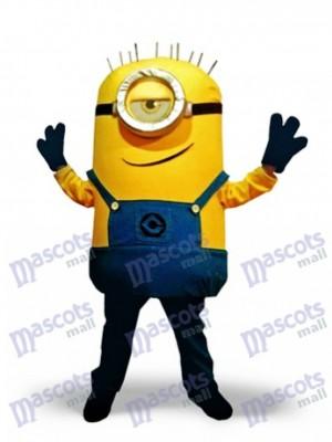 Stuart Despicable Me Minions Mascotte Costume de bande dessinée