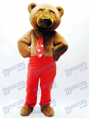 Dandy Ours Mascotte Costume Animal