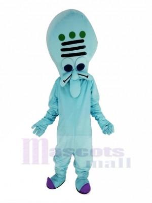 Squidward Mascotte Costume de Krusty Krab SpongeBob SquarePants