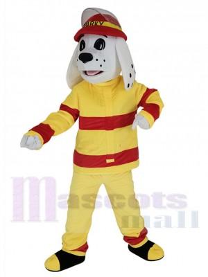 Sparky Chien costume de mascotte