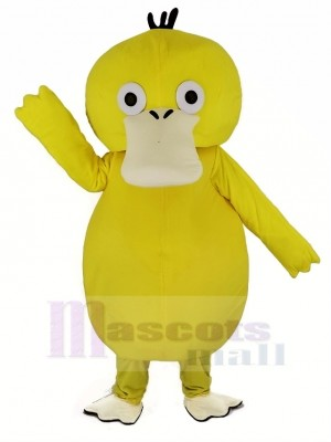 canard Pokémon Aller Psyduck Koduck Mascotte Costume Dessin animé
