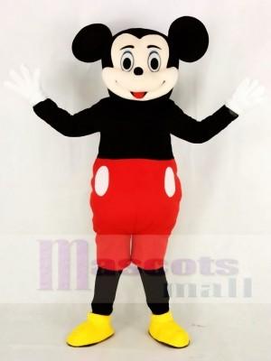 Marrant Mickey Souris Mascotte Costume Dessin animé