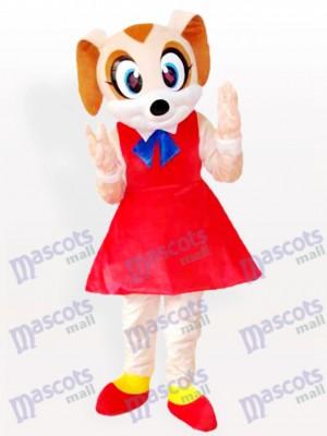 Costume de mascotte animal Minnie Mouse