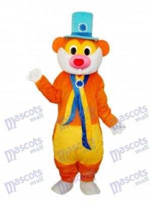 Chapeau de fleur Rat mascotte Costume adulte Animal