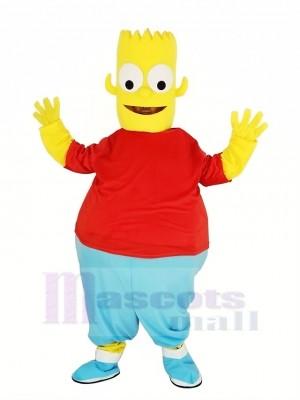 Bart Simpson Fils Mascotte Déguisements Dessin animé