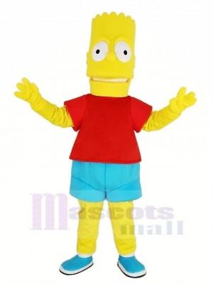 Bart Simpson Fils Mascotte Costume