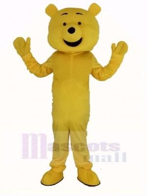 Winnie The Pooh Mascotte Costume Dessin animé