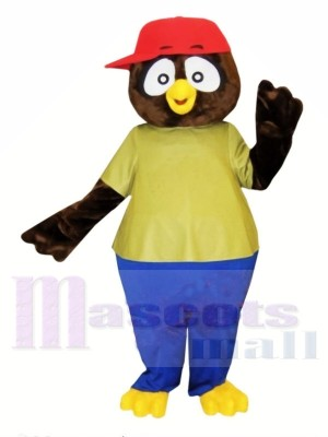 Mignonne Hibou Costumes De Mascotte