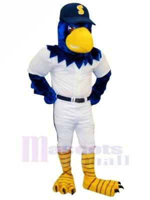 Spokane Riverhawk Mascotte Les costumes Dessin animé