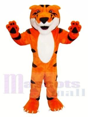 Tigre féroce Costumes De Mascotte