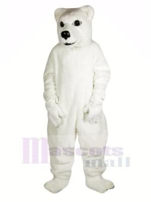 Haute Qualité Polaire Ours Mascotte Les costumes Dessin animé