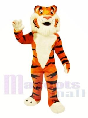 Tigre Amical Costume de mascotte Livraison gratuite