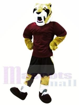 Dent de sabre Costume de mascotte Livraison gratuite