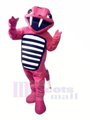 rouge Crotale Poids léger Mascotte Les costumes Dessin animé