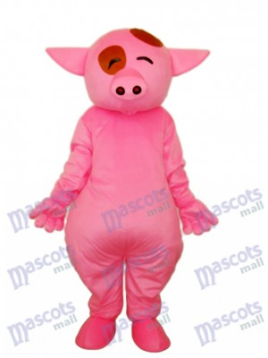 McDull Mascotte de porc Costume adulte Animal