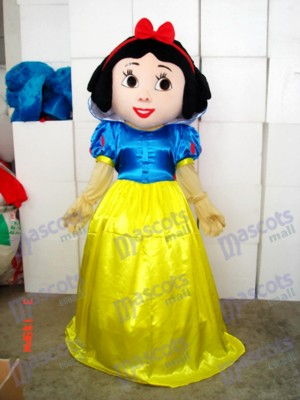 Snow White Mascot Costume