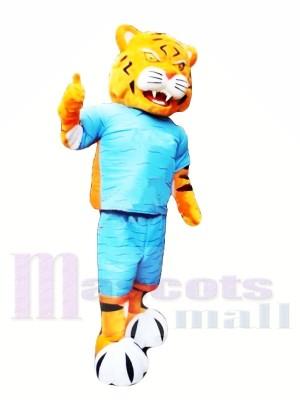 Féroce sport tigre Costumes De Mascotte