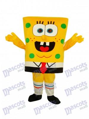 Drôle Cool SpongeBob Squarepants costume de mascotte adulte Cartoon Anime