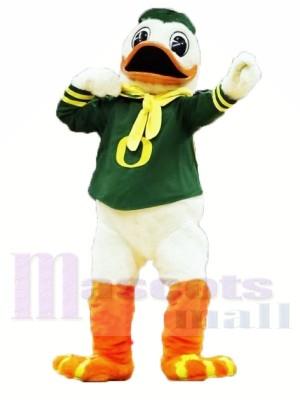 Université canard Costumes De Mascotte