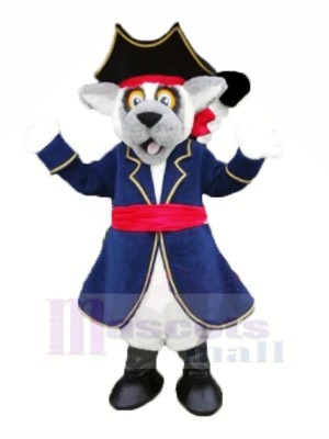 Pirate Maki Mascotte Les costumes Dessin animé