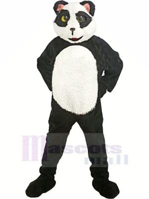 De luxe Panda Ours Adulte Mascotte Les costumes Animal
