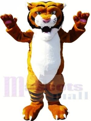 Puissance Féroce tigre Costumes De Mascotte
